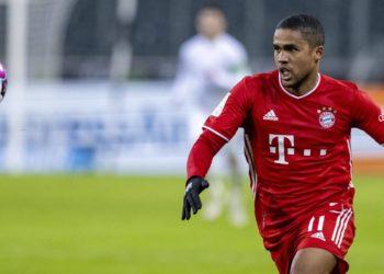 Douglas Costa vom FC Bayern München