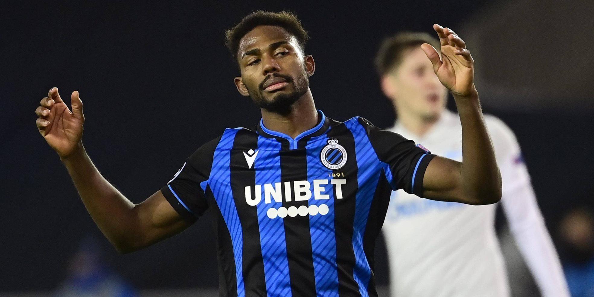 Emmanuel Dennis vom FC Brügge