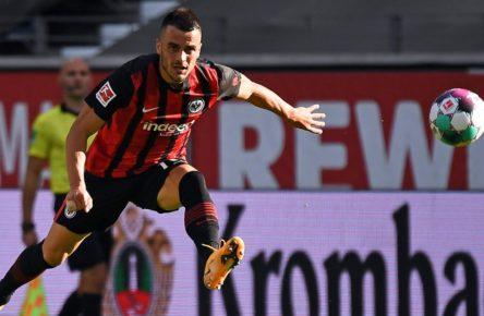 Filip Kostic von Eintracht Frankfurt