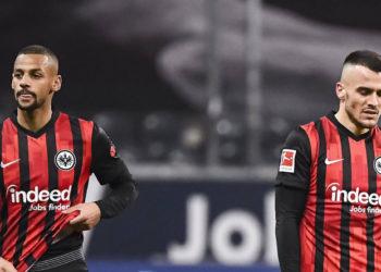 Zuletzt bei Eintracht Frankfurt in Form: Djibril Sow und Filip Kostic
