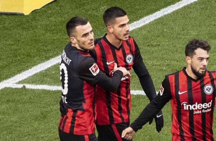 Sichere Wette Eintracht Frankfurt?