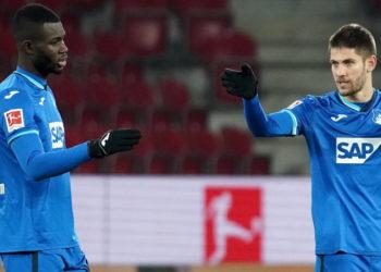 Ihlas Bebou und Andrej Kramaric müssen mit der TSG Hoffenheim zulegen