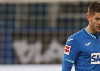 Zuletzt mit hängendem Kopf: Andrej Kramaric von der TSG Hoffenheim
