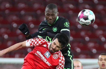 Josuha Guilavogui vom VfL Wolfsburg
