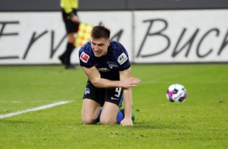 Krzysztof Piatek von Hertha BSC