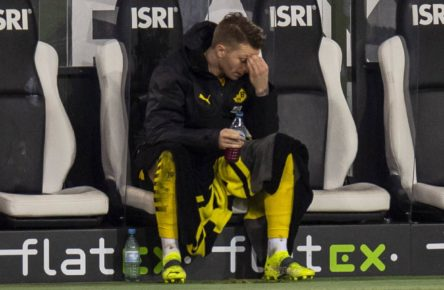 Marco Reus von Borussia Dortmund