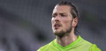 Spielt beim VfL Wolfsburg kaum noch eine Rolle und könnte zum 1. FC Köln wechseln: Daniel Ginczek