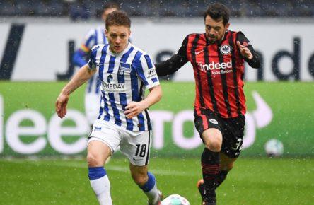 Santiago Ascacibar von Hertha BSC