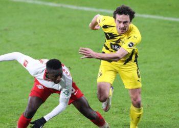Thomas Delaney von Borussia Dortmund