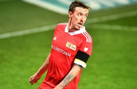 Max Kruse Union, 1. FC Union Berlin - Eintracht Frankfurt 1.Bundesliga 2020/2021, Saison 2020/2021, Fußball, Fussball, DFL, soccer, Herren, Deutschland, Germany, Berlin, 28.11.2020 Stadion Alte Foersterei, Stadion Alte Försterei *** Max Kruse Union , 1 FC Union Berlin Eintracht Frankfurt 1 Bundesliga 2020 2021, season 2020 2021, soccer, football, soccer, DFL, soccer, men, Germany, Germany, Berlin, 28 11 2020 Stadion Alte Foersterei, Stadion Alte Försterei