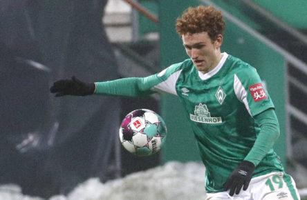 Fast mit einer Stammplatzgarantie bei Werder Bremen: Josh Sargent