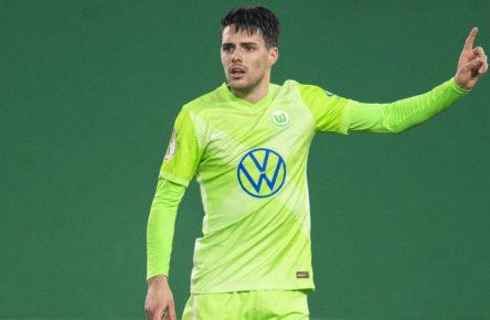 Josip Brekalo vom VfL Wolfsburg