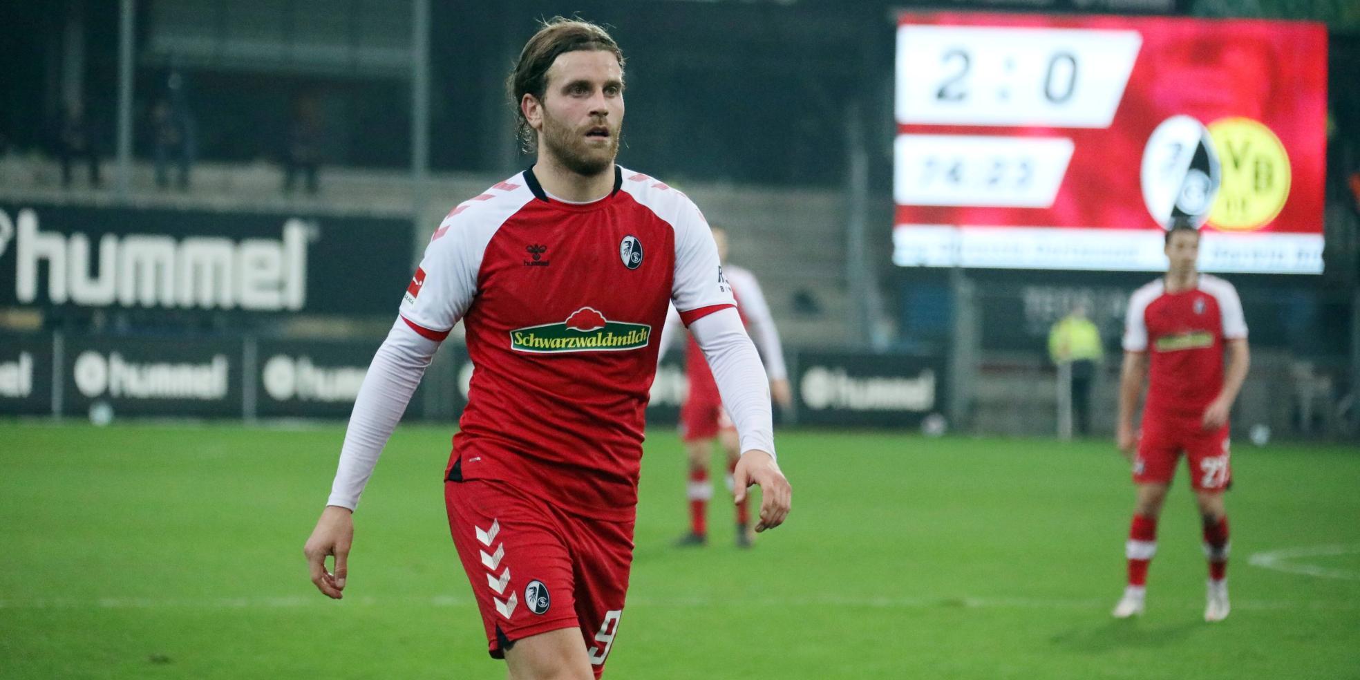 Lucas Höler vom SC Freiburg