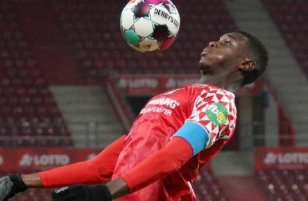 Geht beim 1. FSV Mainz 05 voran: Moussa Niakhate