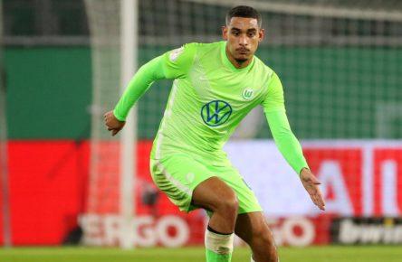 Maxence Lacroix vom VfL Wolfsburg
