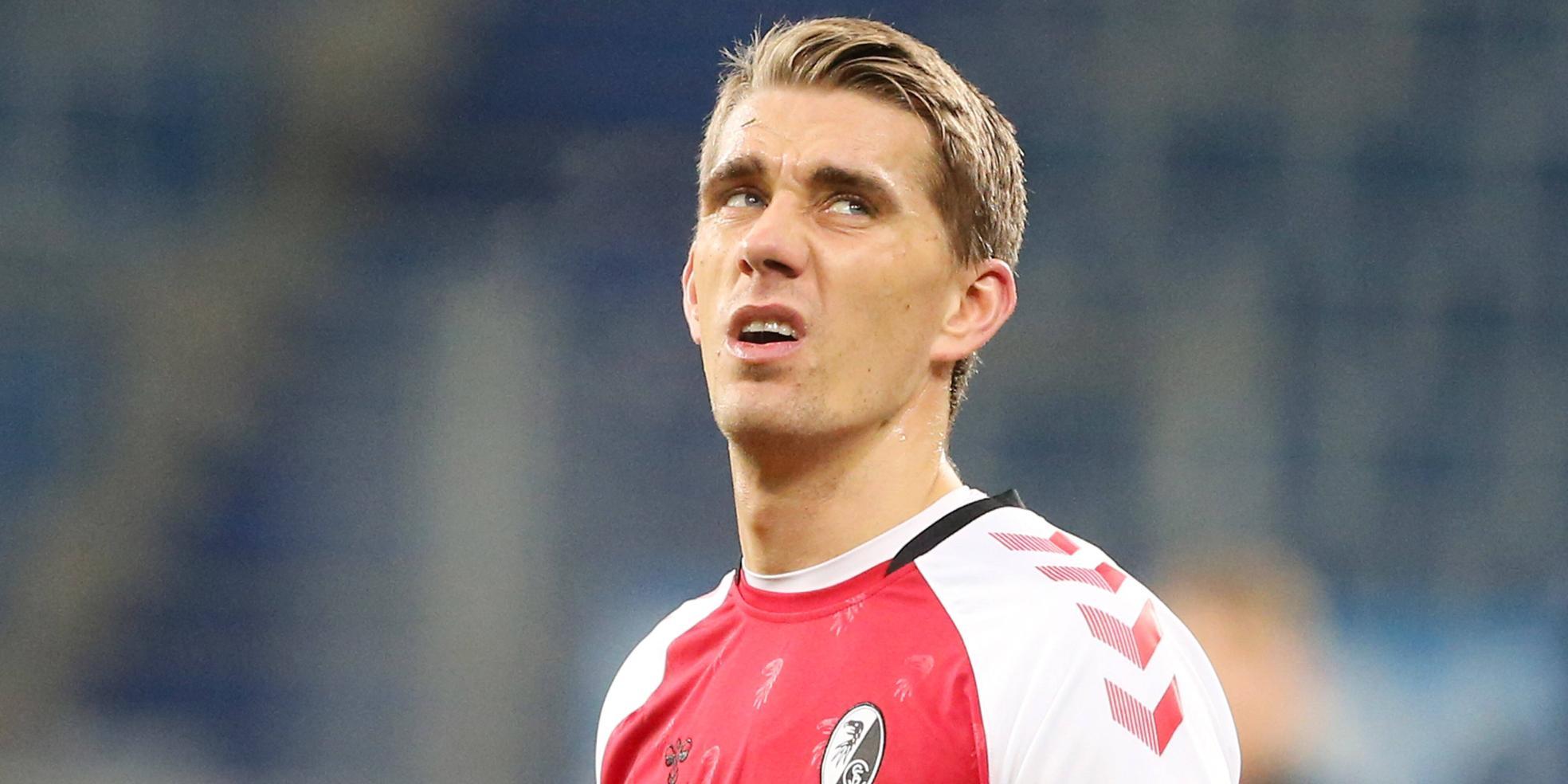Nils Petersen vom SC Freiburg