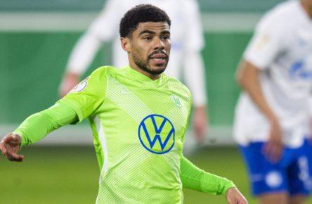 Paulo Otavio vom VfL Wolfsburg