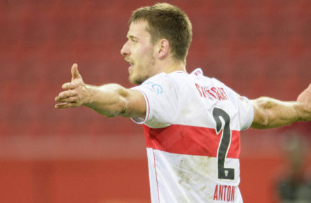 Abwehr-Leistungsträger beim VfB Stuttgart: Waldemar Anton