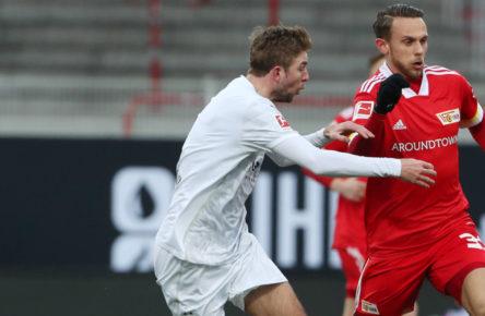 Zuletzt stark beim 1. FC Union Berlin: Marcus Ingvartsen