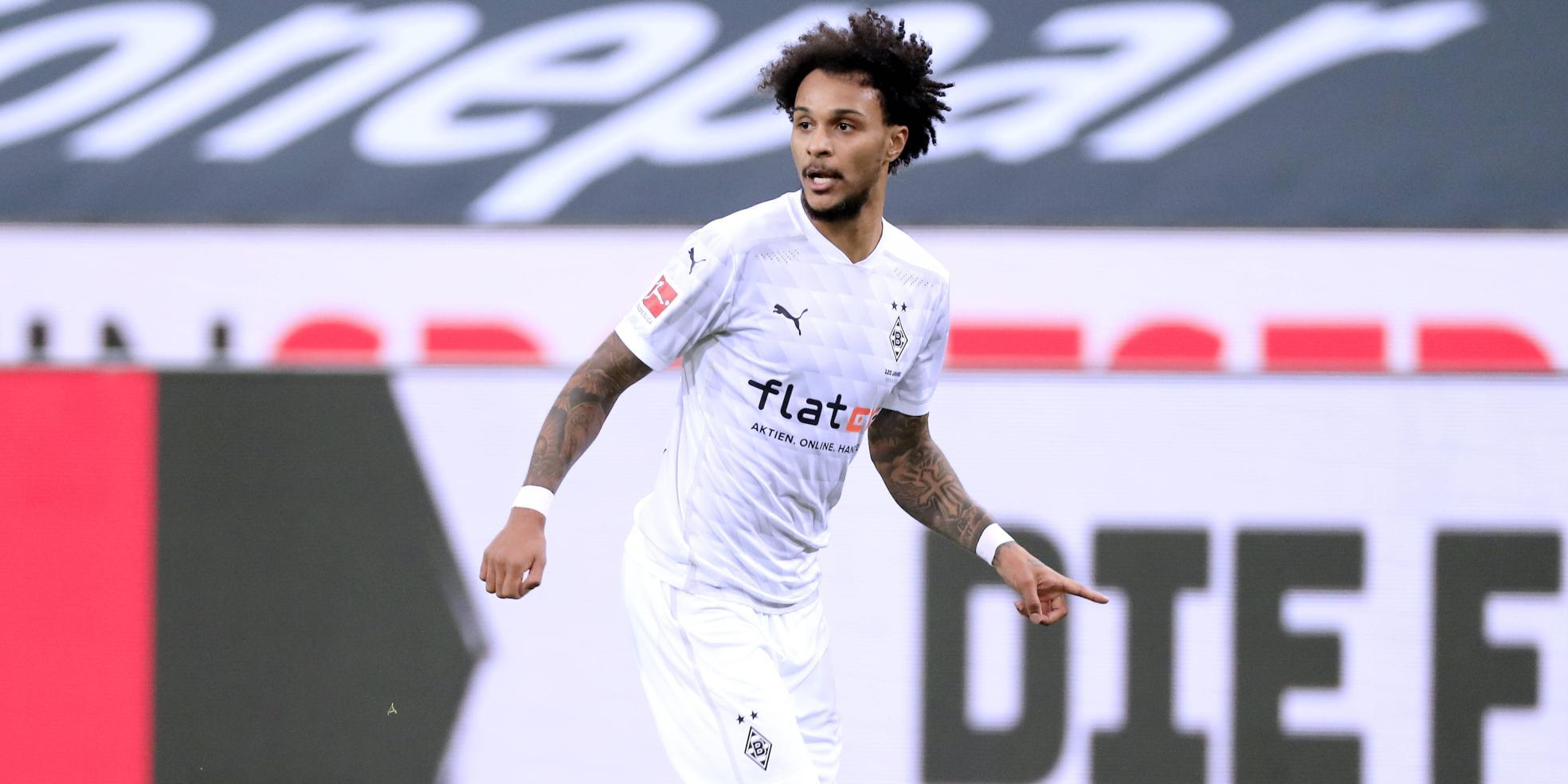 Valentino Lazaro von Borussia Mönchengladbach