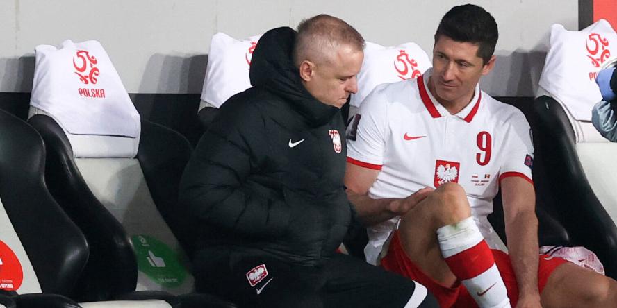 Ausfall beim FC Bayern München: Robert Lewandowski
