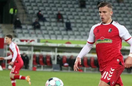 Stammstürmer beim SC Freiburg: Ermedin Demirovic