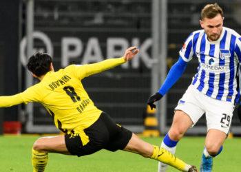 Bei Hertha BSC gesetzt: Lucas Tousart