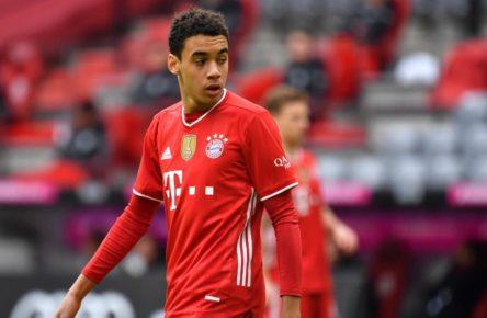 Jamal Musiala vom FC Bayern