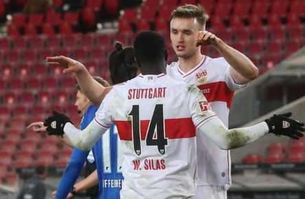 Silas Wamangituka und Sasa Kalajdzic starten mit dem VfB Stuttgart durch