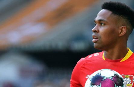 Verletzungsbedingt bei Bayer Leverkusen gesetzt: Wendell