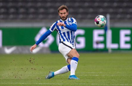 Lucas Tousart von Hertha BSC