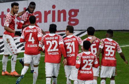 Der 1. FSV Mainz 05 ist wieder erfolgreich