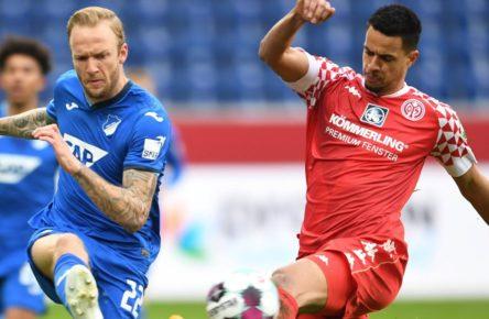 Robert Glatzel vom FSV Mainz 05
