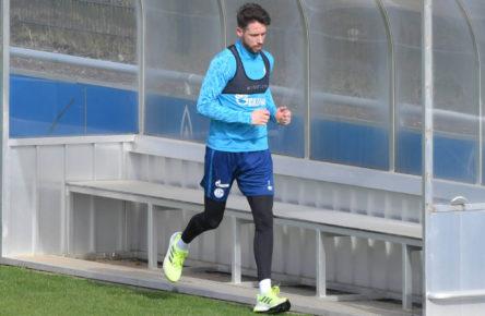Bald wieder im Trikot des FC Schalke 04? Mark Uth