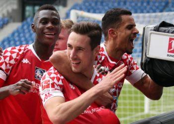 Der 1. FSV Mainz 05 trifft auf den 1. FC Köln im Abstiegs-Endspiel