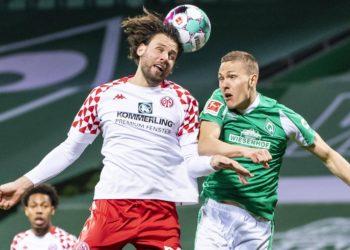 Adam Szalai von Mainz 05