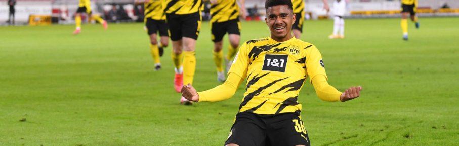 Ansgar Knauff von Borussia Dortmund