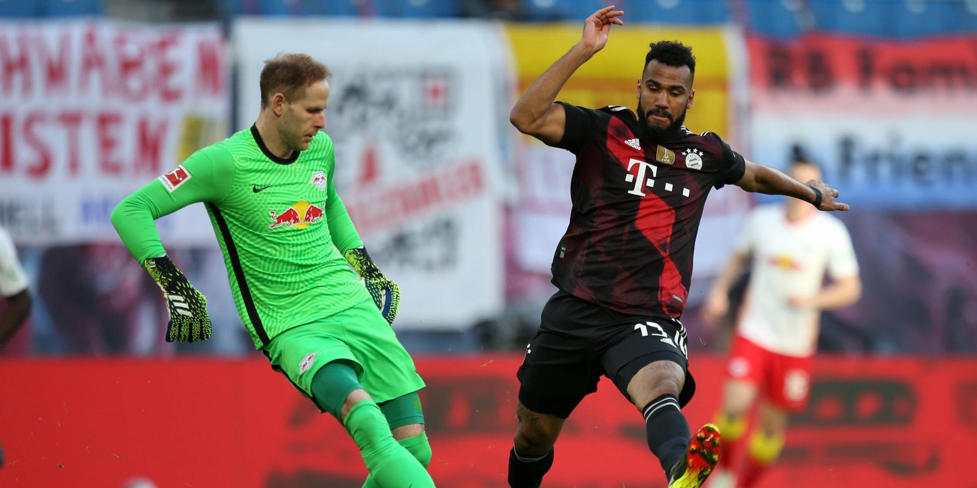 Eric-Maxim Choupo-Moting vom FC Bayern München
