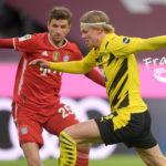 Frag' Comunio: Haaland, Müller, Sancho oder Gnabry?