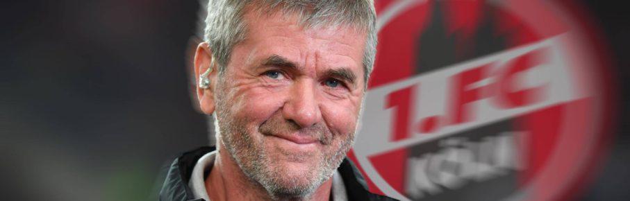 Friedhelm Funkel ist neuer Trainer des 1. FC Köln