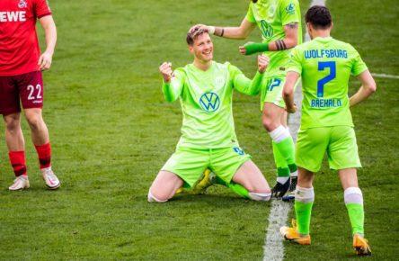 Wout Weghorst VfL Wolfsburg Bundesliga Comunio