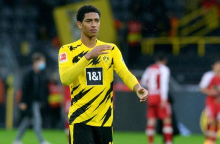 Jude Bellingham von Borussia Dortmund