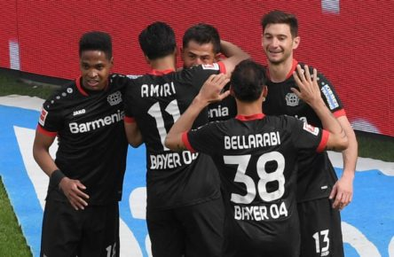 Bayer 04 Leverkusen gewinnt dank Alario gegen Schalke