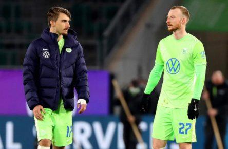 Die Wolfsburger Philipp und Arnold