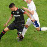 Der Comunio-Geheimtipp: Exequiel Palacios von Bayer Leverkusen