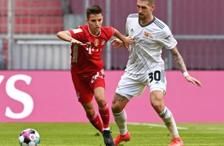 Tiago Dantas vom FC Bayern München