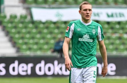 Feste Größe bei Werder Bremen: Ludwig Augustinsson