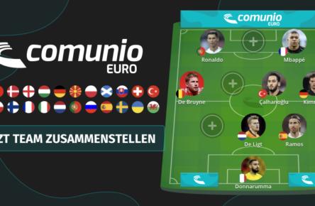 Die Europmeisterschaft im Managerspiel Comunio Euro