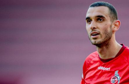Leistungsträger beim 1. FC Köln: Ellyes Skhiri