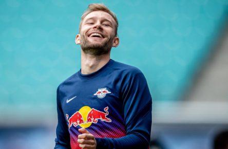 Konrad Laimer von RB Leipzig